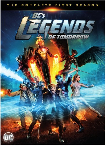 Legends Of Tomorrow: The Complete First Season (DC)
