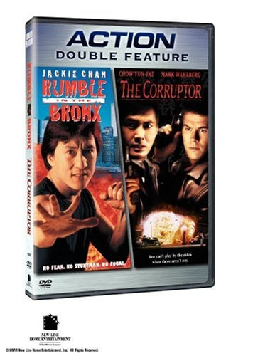 Rumble in Bronx & Corruptor (1999)
