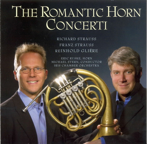 Plays Romantic Horn Concerti