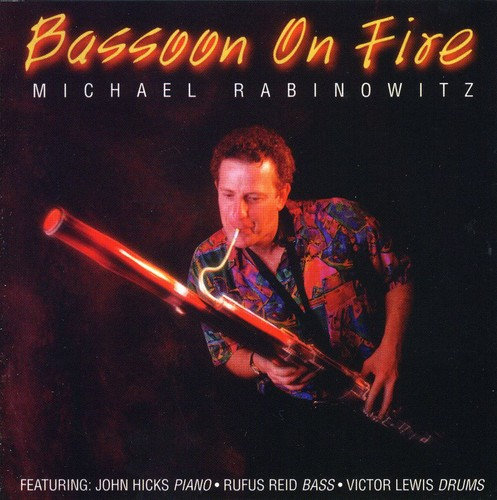 Bassoon on Fire