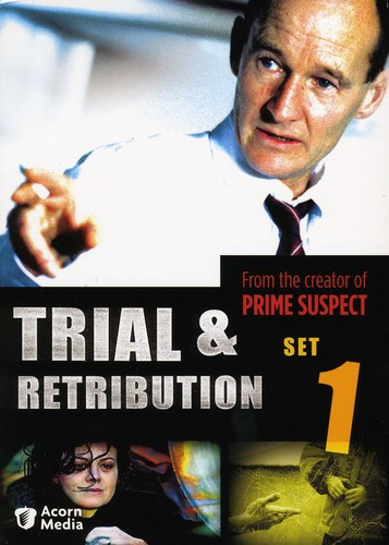 Trial and Retribution Set 1 [4 Discs] [Fullscreen]