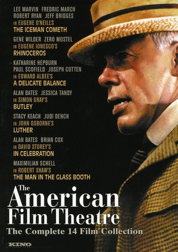 The American Film Theatre: The Complete 14 Film Collection