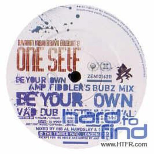 Be Your Own Inc Amp Fiddler Remix [Import]
