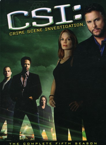 CSI: The Fifth Season