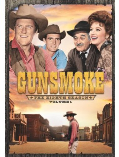 Gunsmoke: The Eighth Season Volume 1