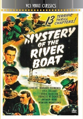 Mystery of the Riverboat (Serial)