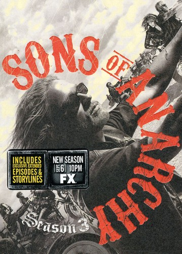 Sons Of Anarchy: Season 3 [Widescreen] [4 Discs]