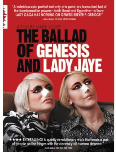 The Ballad of Genesis and Lady Jaye