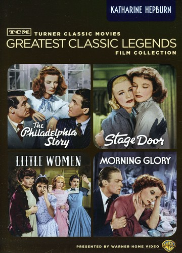 TCM Greatest Classic Legends Film Collection: Katharine Hepburn