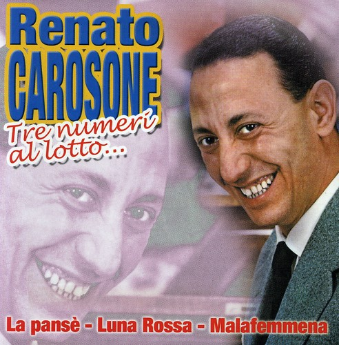 Tre Numeri Al Lotto [Import]