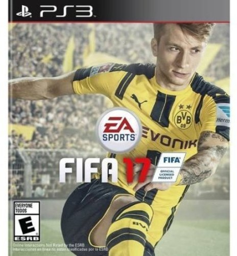 FIFA 17 (US/ MX) for PlayStation 3