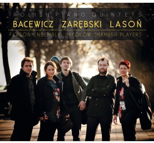 Polish Piano Quintets