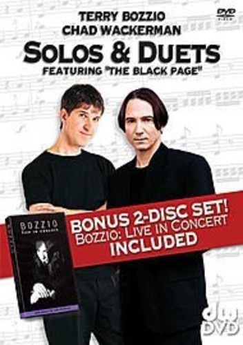 Bozzio and Wackerman: Solos and Duets