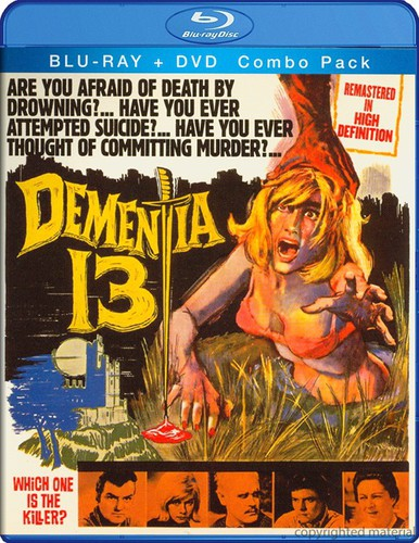 Dementia 13 [With DVD]