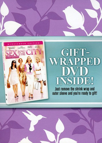 Sex and The City: The Movie [WS] [Mother's Day Gift-Wrapped]