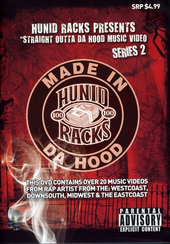 Straight Outta Da Hood Music Videos Series 2