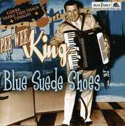 Blue Suede Shoes-Gonna Shake This Shack Tonight