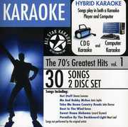 Karaoke: 70's Greatest Hits, Vol. 1