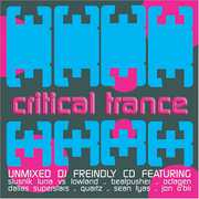 Critical Trance /  Various [Import]