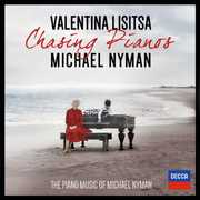 Chasing Pianos: The Piano Music of Miachael Nyman