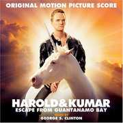 Harold & Kumar Escape from (Score) (Original Soundtrack)