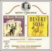 Merry Widow and Desert Song
