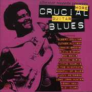 More Crucial Guitar Blues /  Various