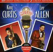 King Curtis Meets Lee Allen