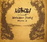 Kutmah Presents: Worldwide Family, Vol. 2