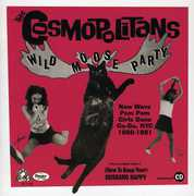 Wild Moose Party: Pom Pom Girls Gone New Wave