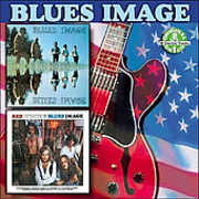Blues Image: Red White & Blues Image