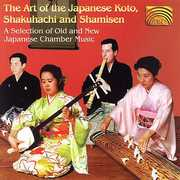 Art of Japanese Koto Shamisen & Bamboo Flute