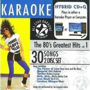 Karaoke: The 80's Greatest Hits
