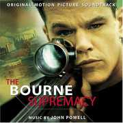 Bourne Supremacy (Score) (Original Soundtrack)
