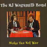 Make Tea Not War [Import]