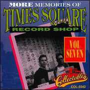 Memories of Times Square Records 7 /  Various