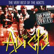The Very Best Of The Adicts [Import]