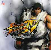 Street Fighter 4 (Original Game Soundtrack)
