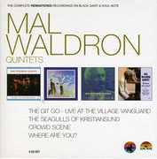 Mal Waldron - The Complete Remastered Recordings
