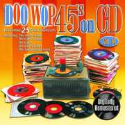 Doo Wop 45's on CD 14 /  Various