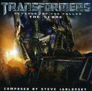 Transformers: Revenge of the Fallen (Score) (Original Soundtrack)