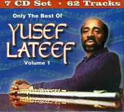 Only The Best Of Yusef Lateef, Vol. 1 [Box Set]