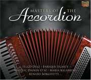 Masters of the Accordion /  Various