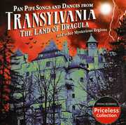 Pan Pipe Songs & Dances from Transylvania /  Various