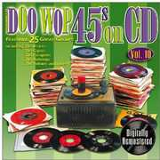 Doo Wop 45's on CD 10 /  Various
