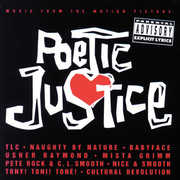 Poetic Justice (Original Soundtrack) [Explicit Content]
