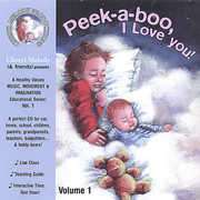 Peek-A-Boo I Love You-Ages Birth to 6 32 Activitie