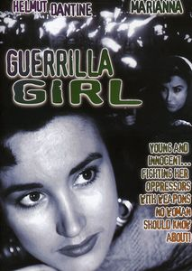 Guerrilla Girl [Black and White]