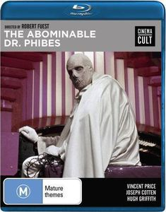 Abominable Dr Phibes [Import]
