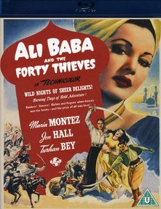 Ali Baba & the Forty Thieves [Import]